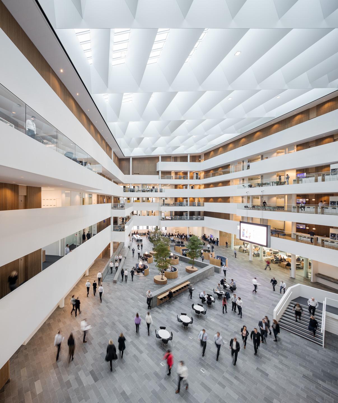 Nordea HQ   Copenhagen   Bank   Henning Larsen   IGS Magazine   Architecture