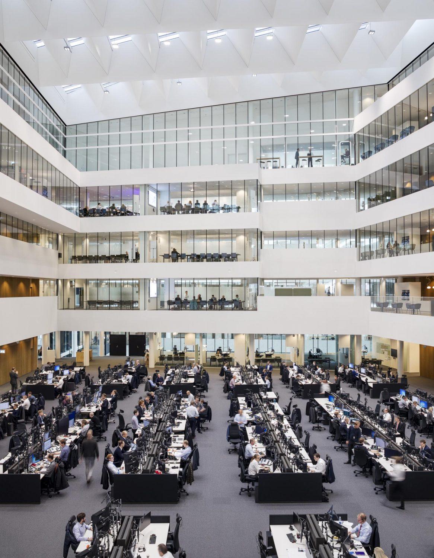 Nordea HQ   Copenhagen   Bank   Henning Larsen   IGS Magazine   Light in architecture