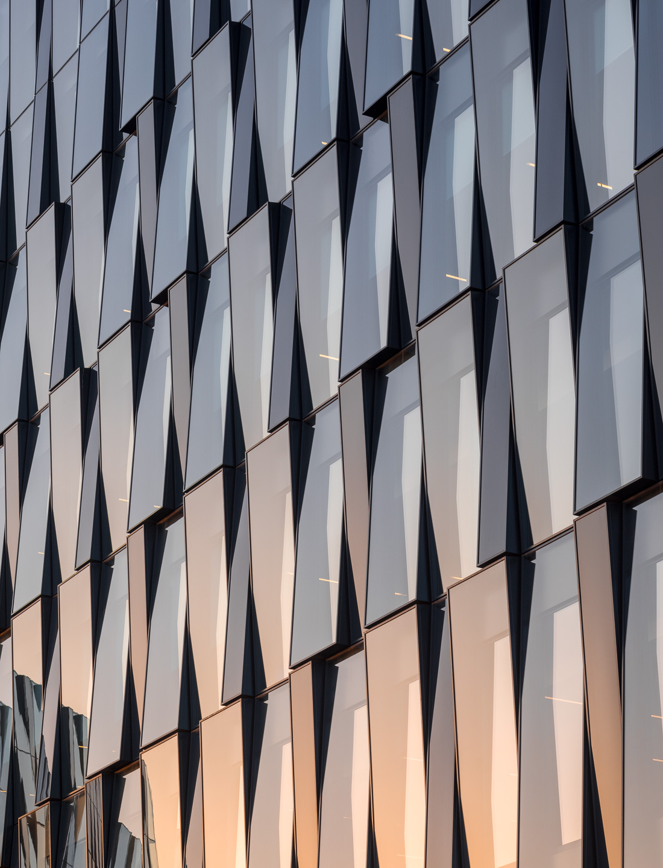 Nordea HQ   Copenhagen   Bank   Henning Larsen   IGS Magazine   Facade Detail