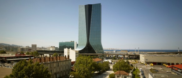 CMA CGM Tower | France | Photography | IGS Mag | Glass Facade