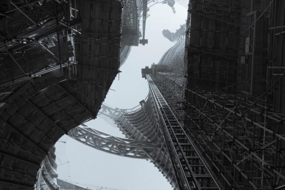 Leeza Soho | Dusk | Construction | Zaha Hadid Architects | Architecture