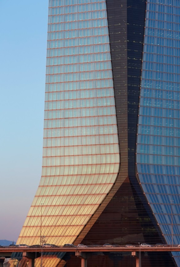CMA CGM Tower | France | Photography | IGS Mag | Exterior of facade