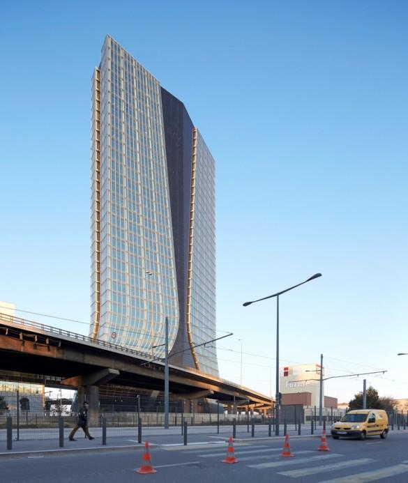 CMA CGM Tower | France | Photography | IGS Mag | Marseilles