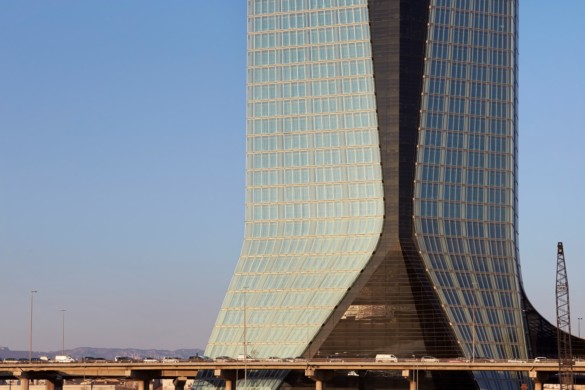 Through the Lenses of Architectural Photographers: The CMA CGM Tower
