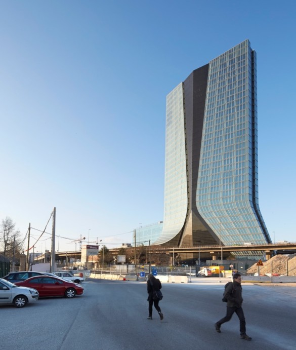 CMA CGM Tower | France | Photography | IGS Mag | Facade Architecture