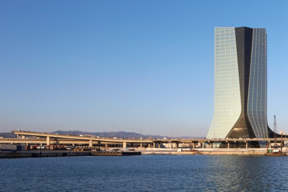 CMA CGM Tower | France | Photography | IGS Mag | View from river