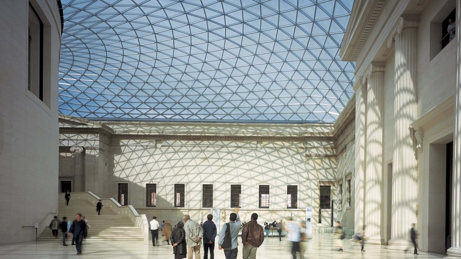 Great Court at the British Museum - Projects - IGS Magazine-3