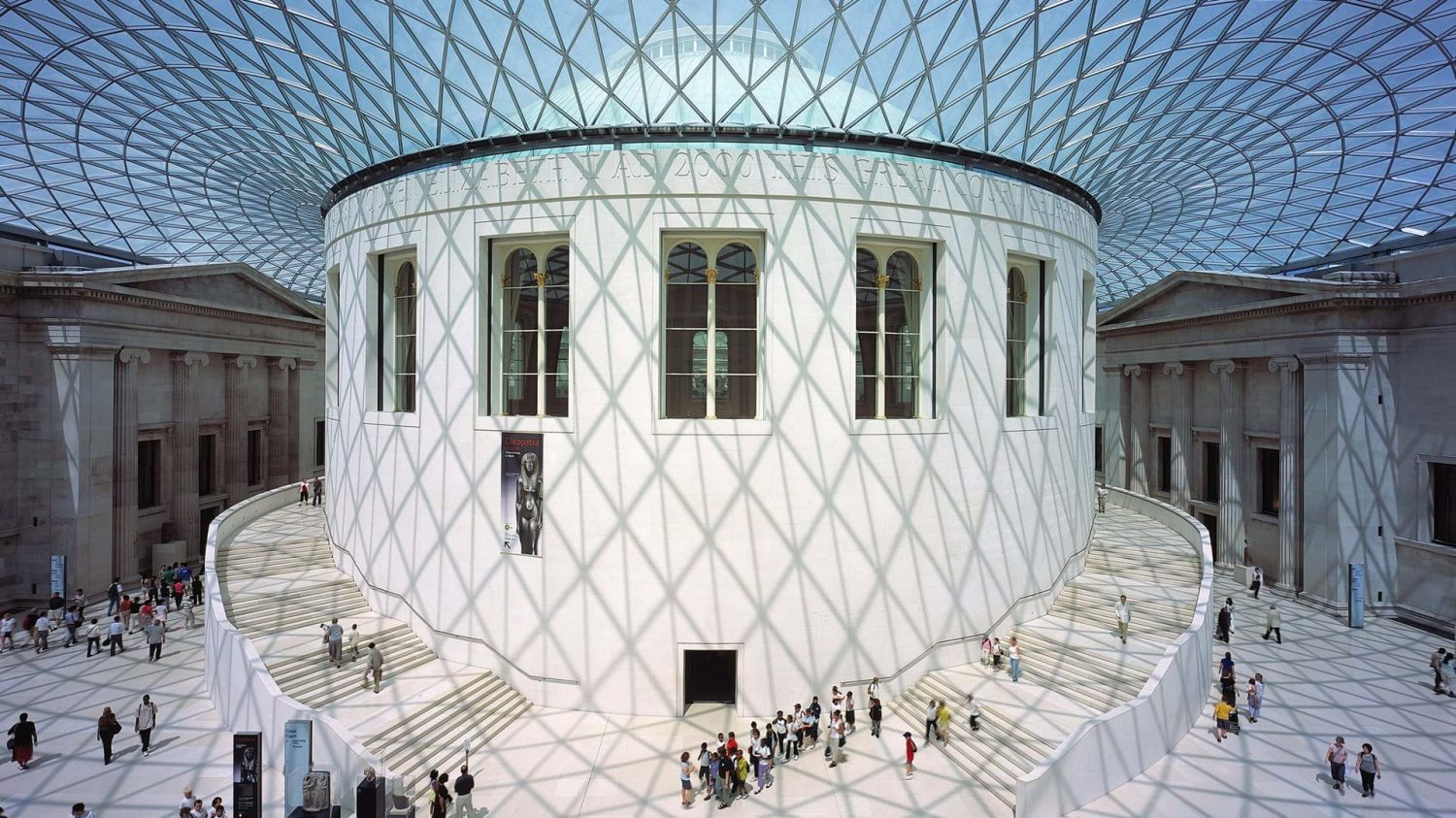 Great Court at the British Museum - Projects - IGS Magazine-2