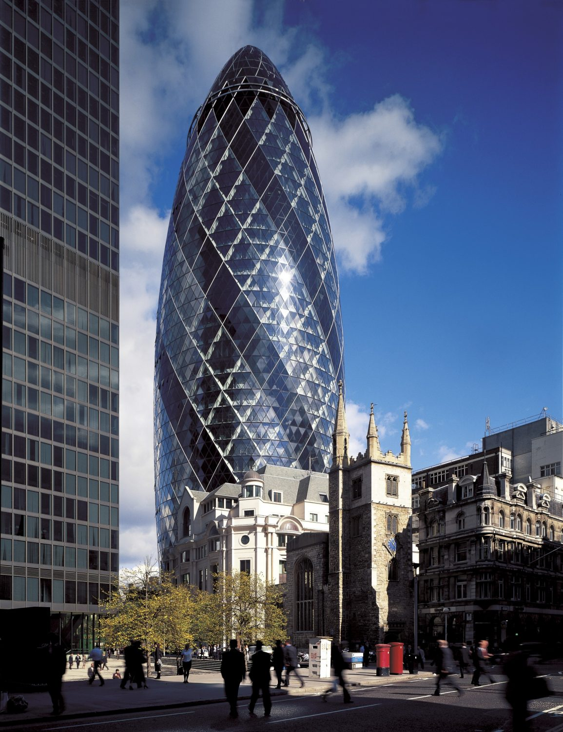 30 st mary axe The Gherkin IGS Magazine