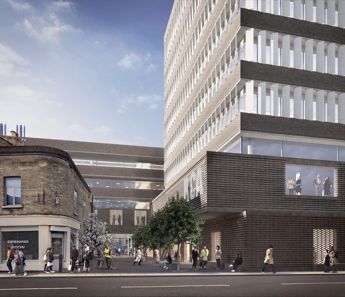 Royal College of Art's- Battersea Expansion - IGS Magazine - Press Release
