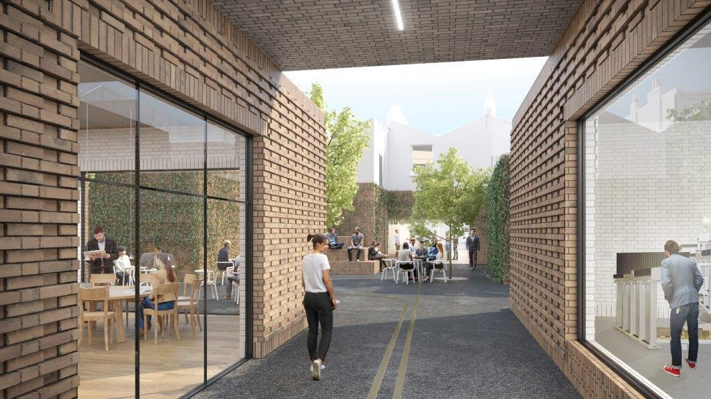 Royal College of Art's- Battersea Expansion - IGS Magazine - Press Release - 3