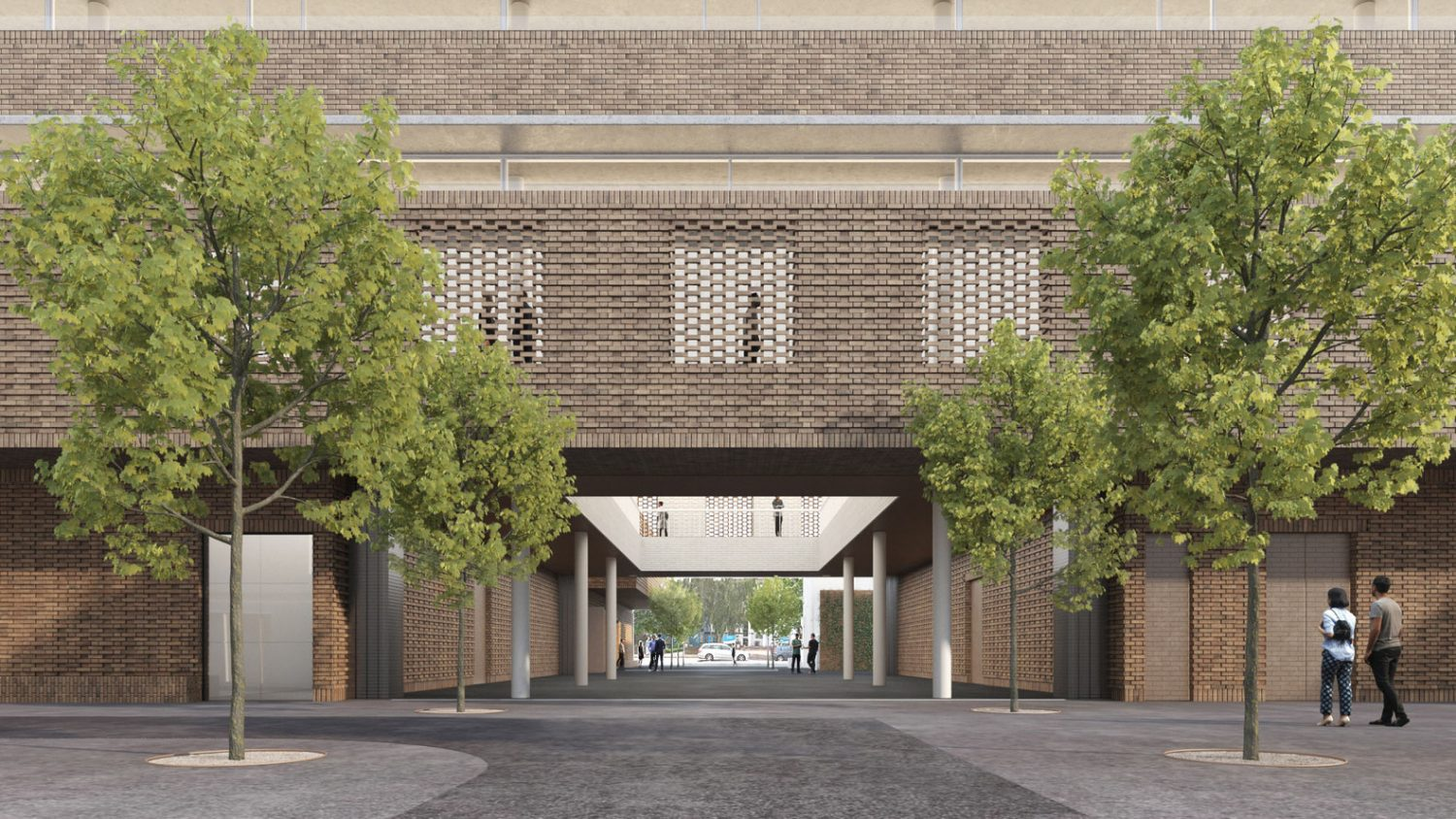 Royal College of Art's- Battersea Expansion - IGS Magazine - Press Release - 4