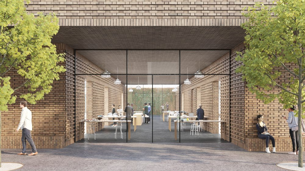 Royal College of Art's- Battersea Expansion - IGS Magazine - Press Release - 5