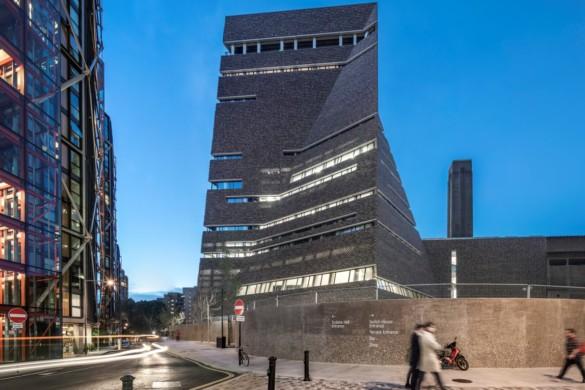 Ramboll | Blavatnik Building, Switchhouse Extension of the Tate Modern | SFE Awards | IGS Magazine