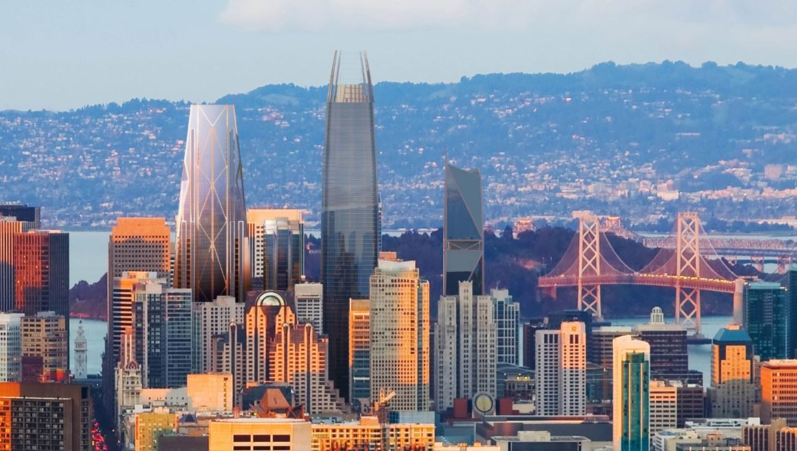 Salesforce Tower-San Francisco's Tallest Building-CTBUH-IGS Magazine