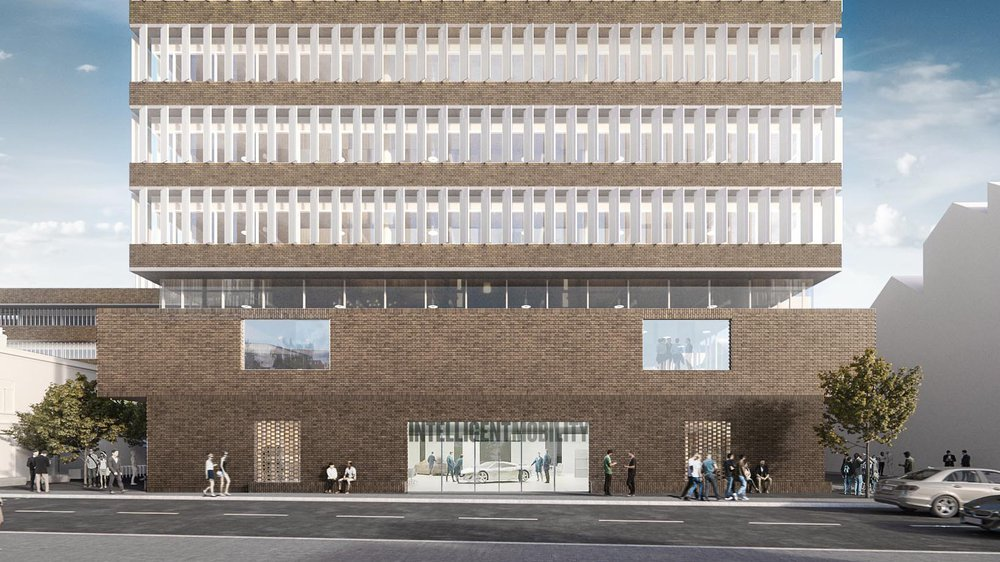 Royal College of Art's- Battersea Expansion - IGS Magazine - Press Release - 2