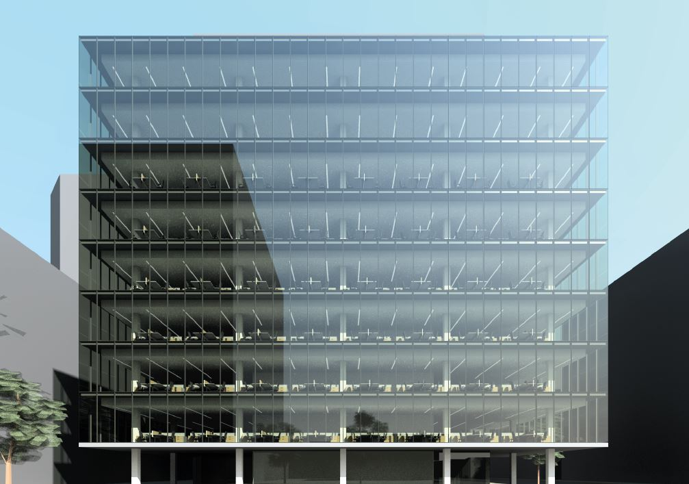 merck glass- Glass and facade - technology - IGS Magazine