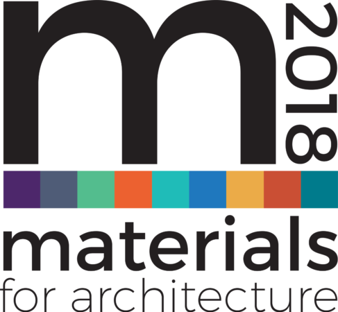 Architecture 2018 Conference-MAterials for architecture logo