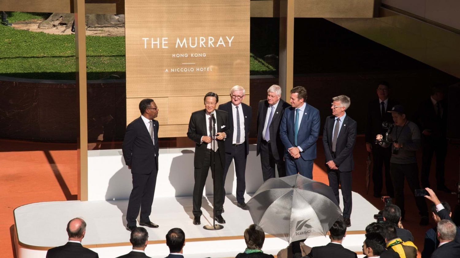 the murray | Hotel | Foster + Partners | IGS Mag | Opening ceremony