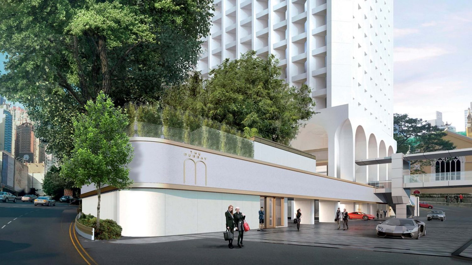 the murray | Hotel | Foster + Partners | IGS Mag
