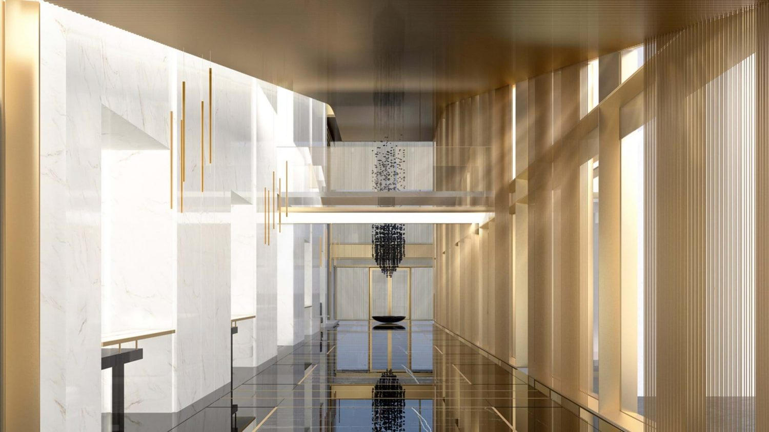 the murray | Hotel | Foster + Partners | IGS Mag | Lobby