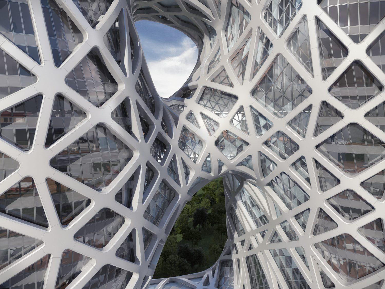 Morpheus Hotel - City of Dreams - Macau - Zaha Hadid - IGS Magazine - 3