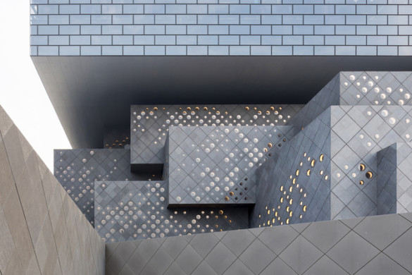 Guardian Art Center in Beijing-Büro Ole Scheeren-IGS Magazine-Facade-2