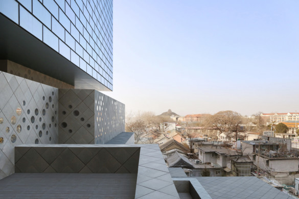 Guardian Art Center in Beijing-Büro Ole Scheeren-IGS Magazine-Facade-3