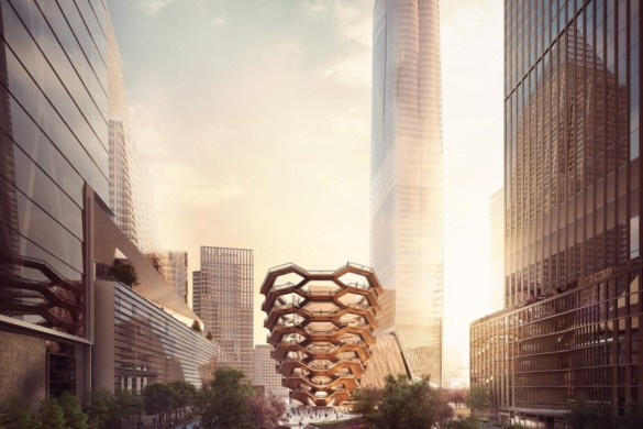 5 Mega-Projects Underway in NYC