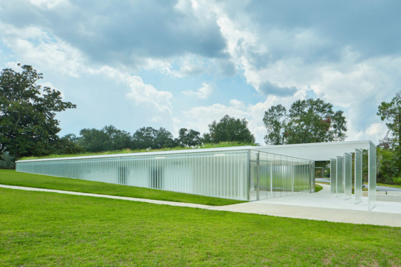 Magnolia Mound Visitors Center-Trahan Architects-IGS Magazine-Permeable Facades-3