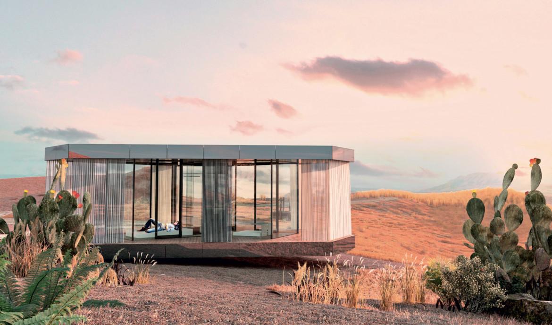 La Casa del Desierto-Guardian Glass-IGS Magazine-Glass-Projects-renderings