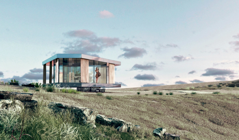 La Casa del Desierto-Guardian Glass-IGS Magazine-Glass-Projects-renderings-2