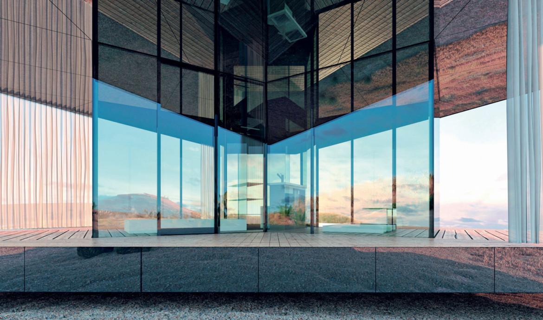 La Casa del Desierto-Guardian Glass-IGS Magazine-Glass-Projects-renderings-3