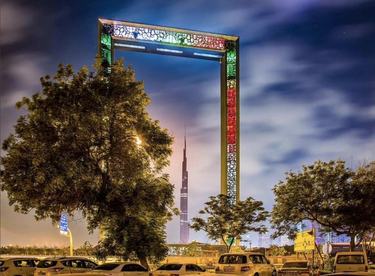 The Dubai Frame - IGS Magazine - Projects