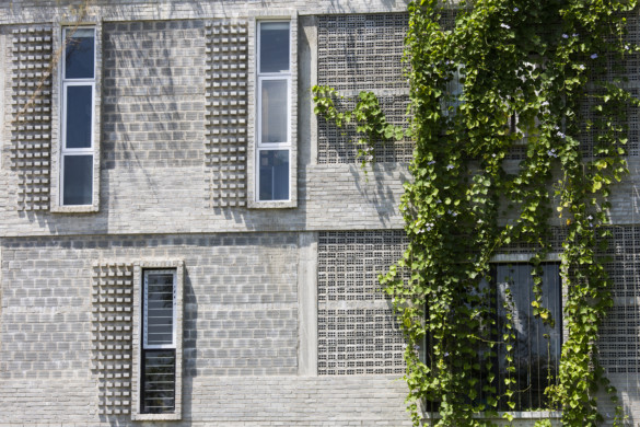 The Modern Village Office-Ho Khue Architects-IGS Magazine-Permeable facades-2