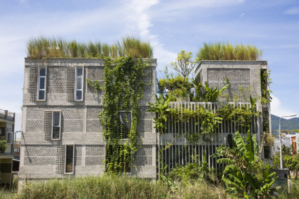 The Modern Village Office-Ho Khue Architects-IGS Magazine-Permeable facades-3