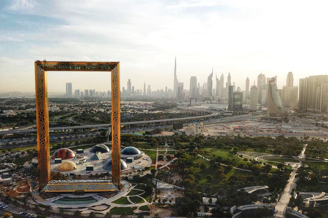 The Dubai Frame - IGS Magazine - Projects - 2