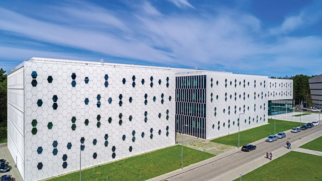 national centre of physical and technological sciences - Reynaers Aluminium - AKG Architects - IGS Magazine- 9