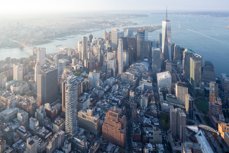 56 Leonard Street-Herzog & de Meuron-IGS Magazine-Tall Buildings- 3