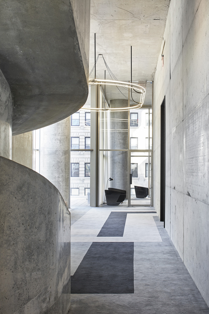 56 Leonard Street-Herzog & de Meuron-IGS Magazine-Tall Buildings- 6