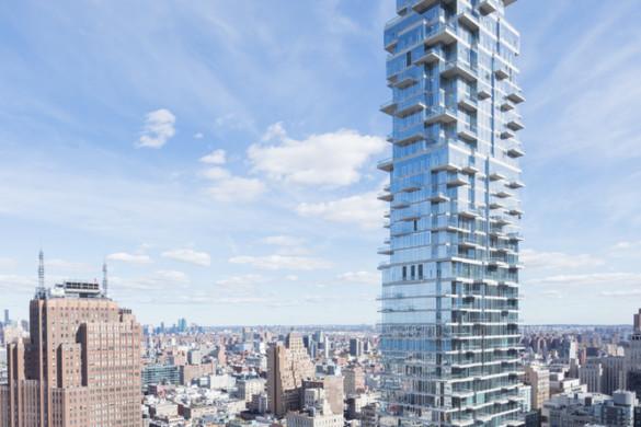 56 Leonard Street-Herzog & de Meuron-IGS Magazine-Tall Buildings- Cover