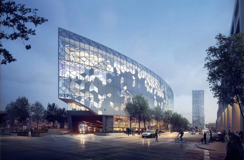Calgary - Central Library - Snohetta - IGS Magazine - 1