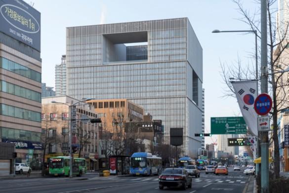David Chipperfield - Amorepacific - Headquarters - Seoul - IGS Magazine - 5