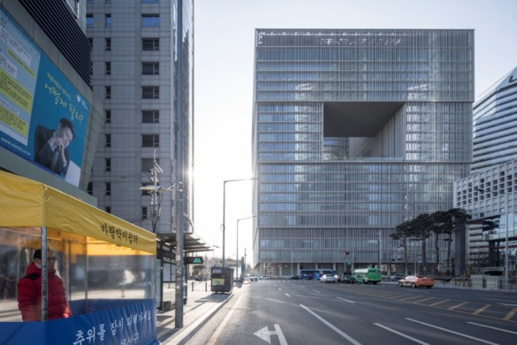 David Chipperfield - Amorepacific - Headquarters - Seoul - IGS Magazine - 7