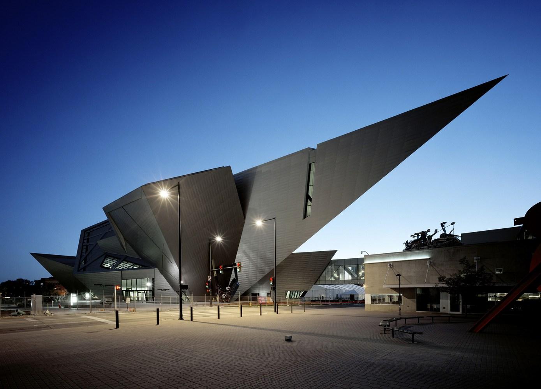 Denver Art Museum - Studio Libeskind - IGS Magazine - Museum - Top 5 - 1