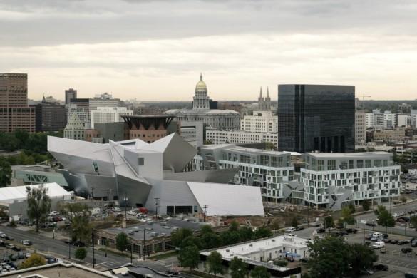 Denver Art Museum - Studio Libeskind - IGS Magazine - Museum - Top 5 - 4