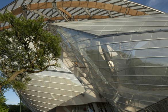 Fondation Louis Vuitton - Gehry Partners - Top 5 - IGS Magazine - Glass - 2