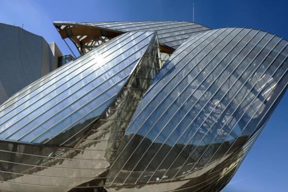 Fondation Louis Vuitton - Gehry Partners - Top 5 - IGS Magazine - Glass - 4