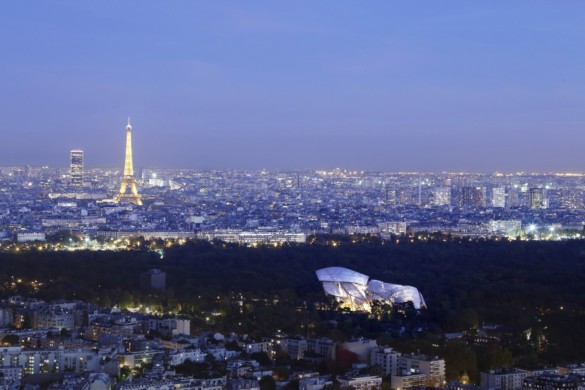 Fondation Louis Vuitton - Gehry Partners - Top 5 - IGS Magazine - Glass - 5