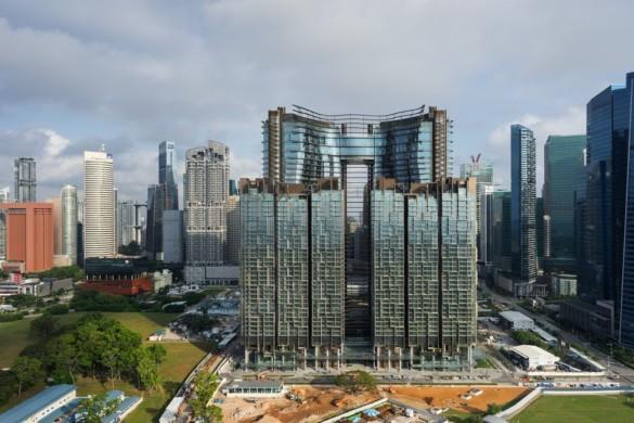 Green Heart – Marina One Singapore - Ingenhoven Architects - Singapore - 6